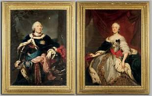 MENGS ANTON RAPHAEL (1728-1779) Ritratto