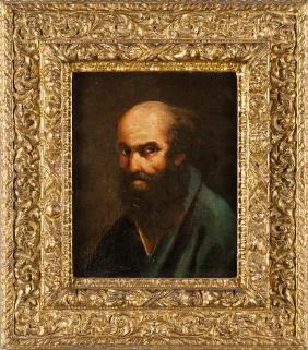"""Scuola veneta sec.XVII """"Ritratto di uomo"""""""