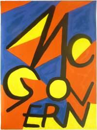 Alexander Calder (1898 - 1976) - Lithograph