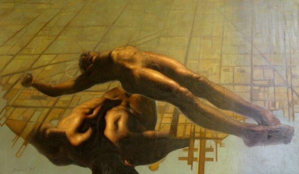 ALEKSANDER BALOS - THE CROSS