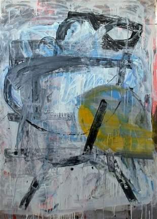 Artist: William Wareham, Title: Smokey Seat