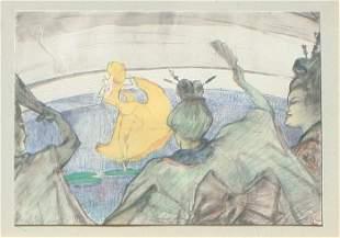 T.Lautrec - Ballets, Fantaisie Nautique et Japonaise