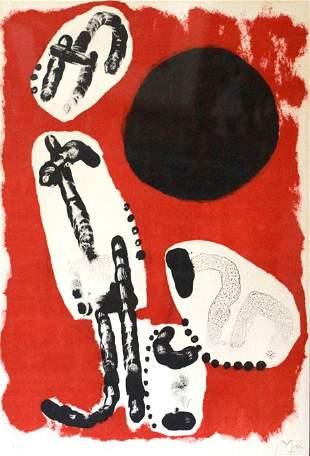 Joan Miró - Astrology I