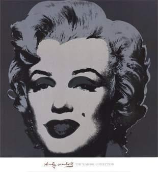 ANDY WARHOL- Marilyn Monroe - No Reserve
