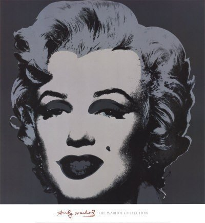 ANDY WARHOL- Marilyn Monroe - No Reserve