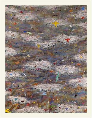 Finley Fryer - Souls of Lost Painters - LE Print