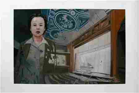 Aleksander Balos - I've Been There - Archival Pigment P