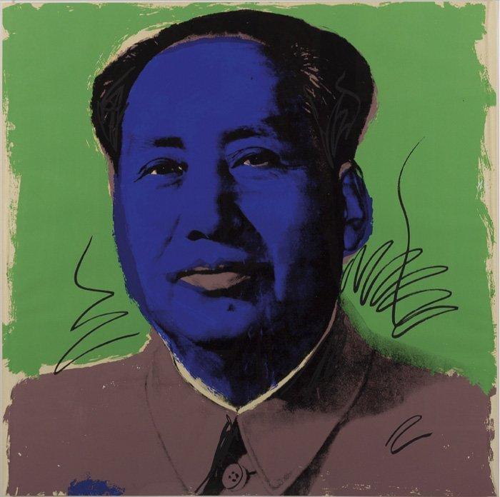 Andy Warhol - Mao - FS 90