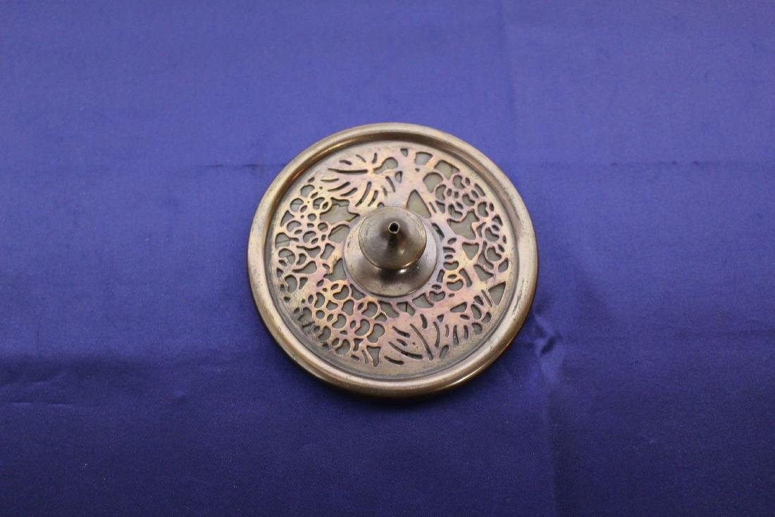 Signed and Numbered Tiffany Studios NY Paperweight