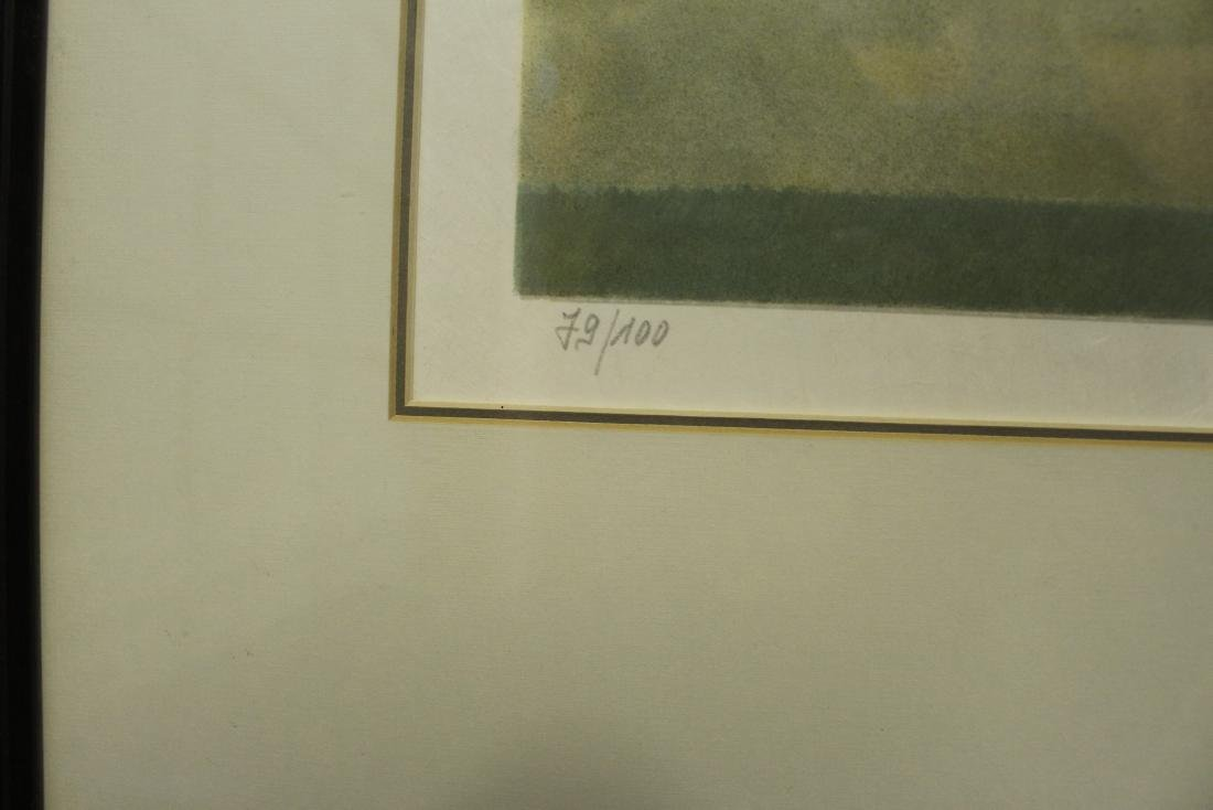 Maurice Chiglion-Green Limited Edition Lithograph - 6