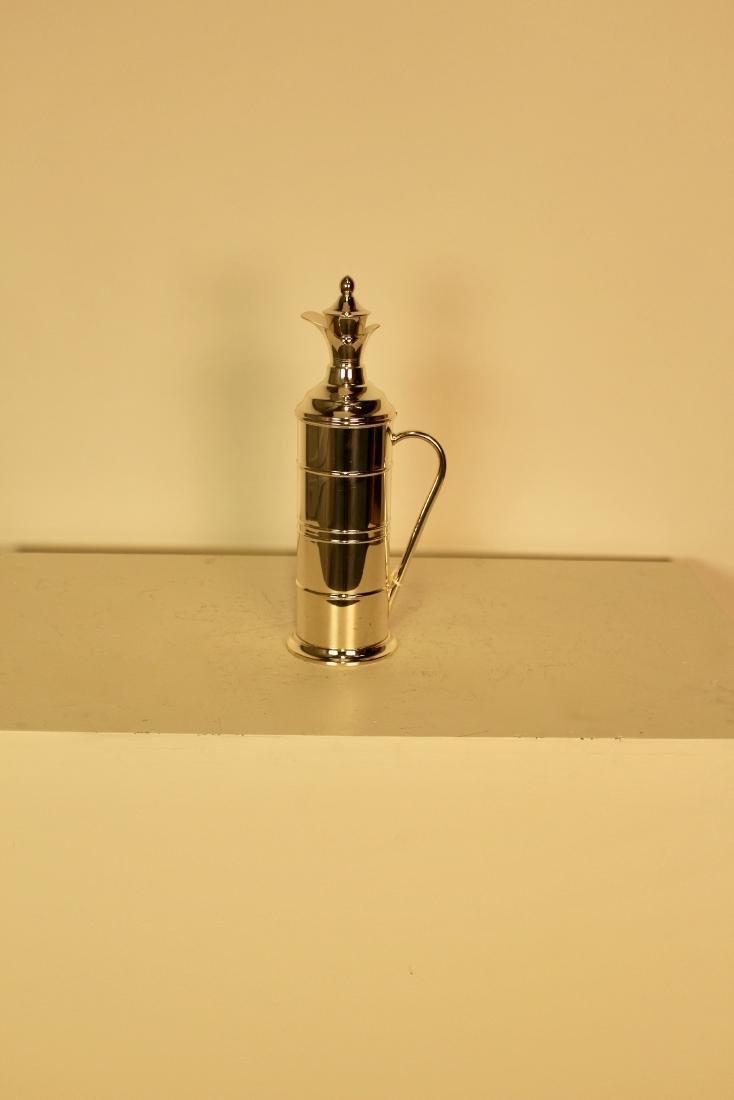 Silver Plate Hot Water Jug