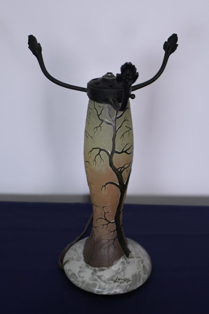 Legras Cut Back Table Lamp