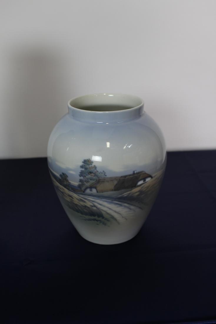 Three Royal Copenhagen Vases - 2