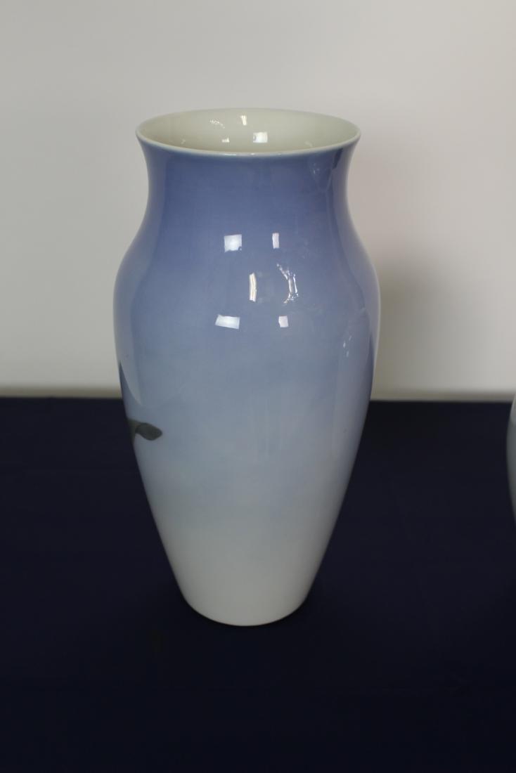 Three Royal Copenhagen Vases - 3