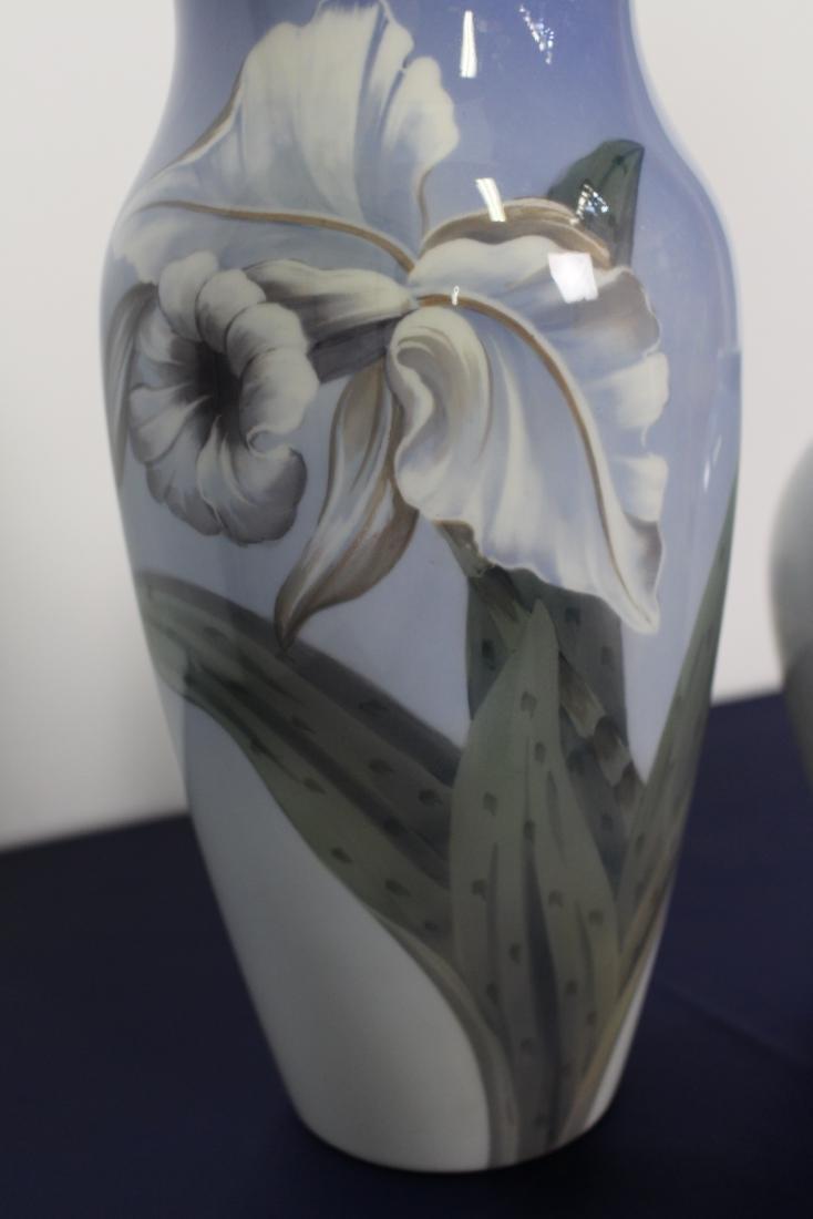 Three Royal Copenhagen Vases - 5
