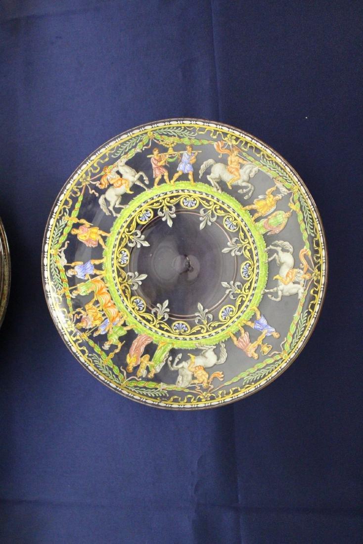 Set of 21 Excellent Decorated Venetian Glassware - 4