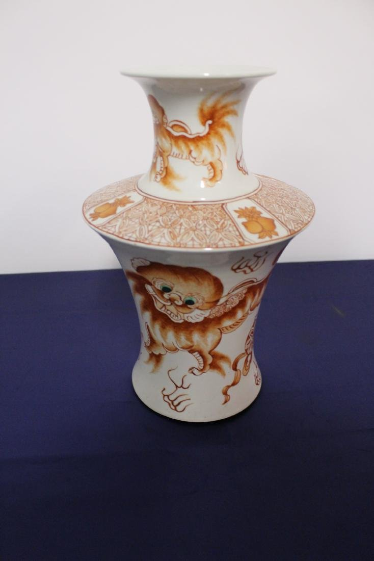 Antique Chinese Ceramic Vase