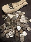 250 USD Uncirculated Silver Dollars from 1878 to 1904