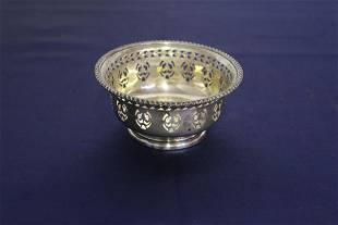 Hallmarked Birks Sterling Silver Bowl