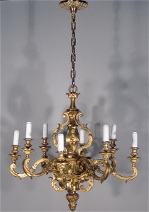Louis XVI Chandelier (8-Light)