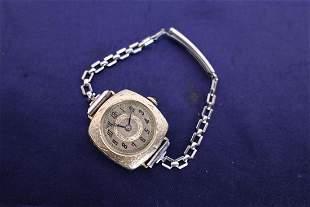 Small Handwound Women's Watch