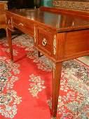 C. 19th Century Mahogany French Empire Desk