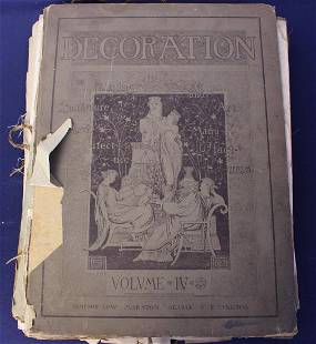 19th Century Decoration Volume IV