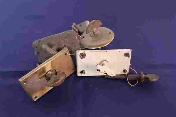 Set of 6 Antique Door Ringers