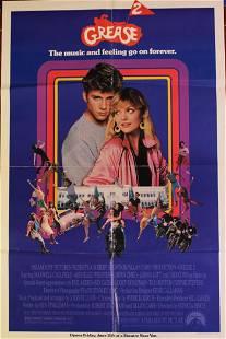 """Grease 2"" Original Vintage Movie Poster"