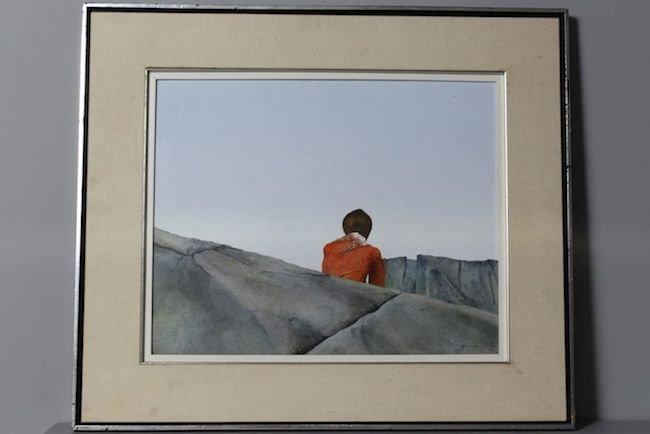 Contemplation by Steve Holecka