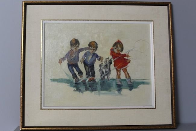 The Splashers by Alex Sutherland