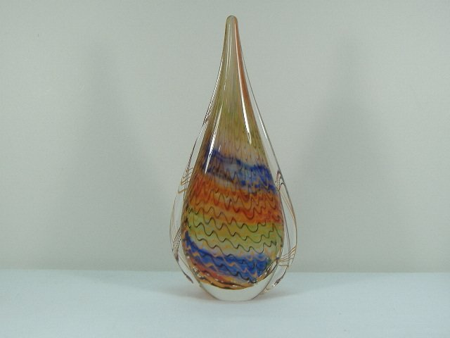 Ann Primrose Murano Collection Drop Sculpture