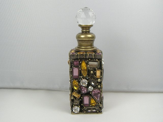 Vintage Ann Primrose Murano Collection Perfume Bottle