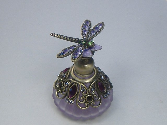 Vintage Ann Primrose Murano Collection Perfume Bottle
