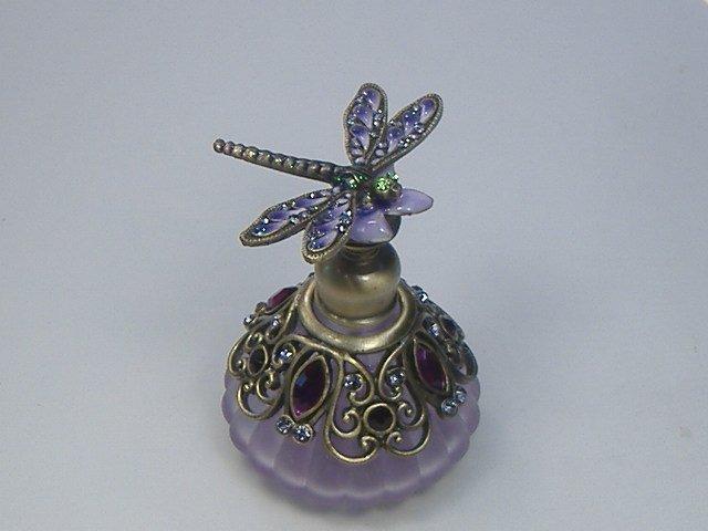 Vintage Ann Primrose Murano Perfume Bottle