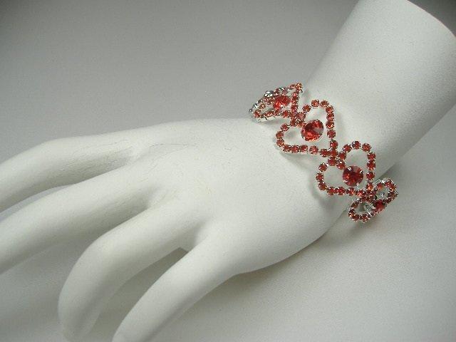 Swarovski Crystal Element Tennis Bracelet