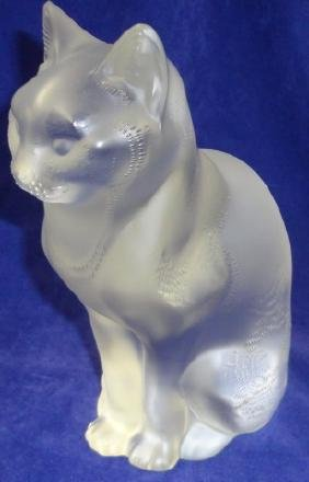 *LALIQUE CRYSTAL FIGURE
