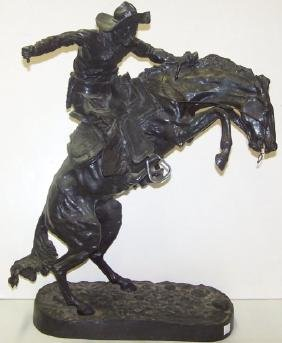 *AFTER FREDERIC REMINGTON