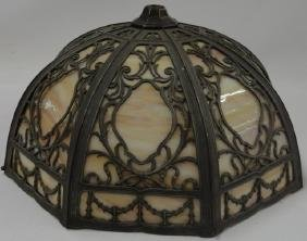 *ART NOUVEAU STYLE LAMP SHADE