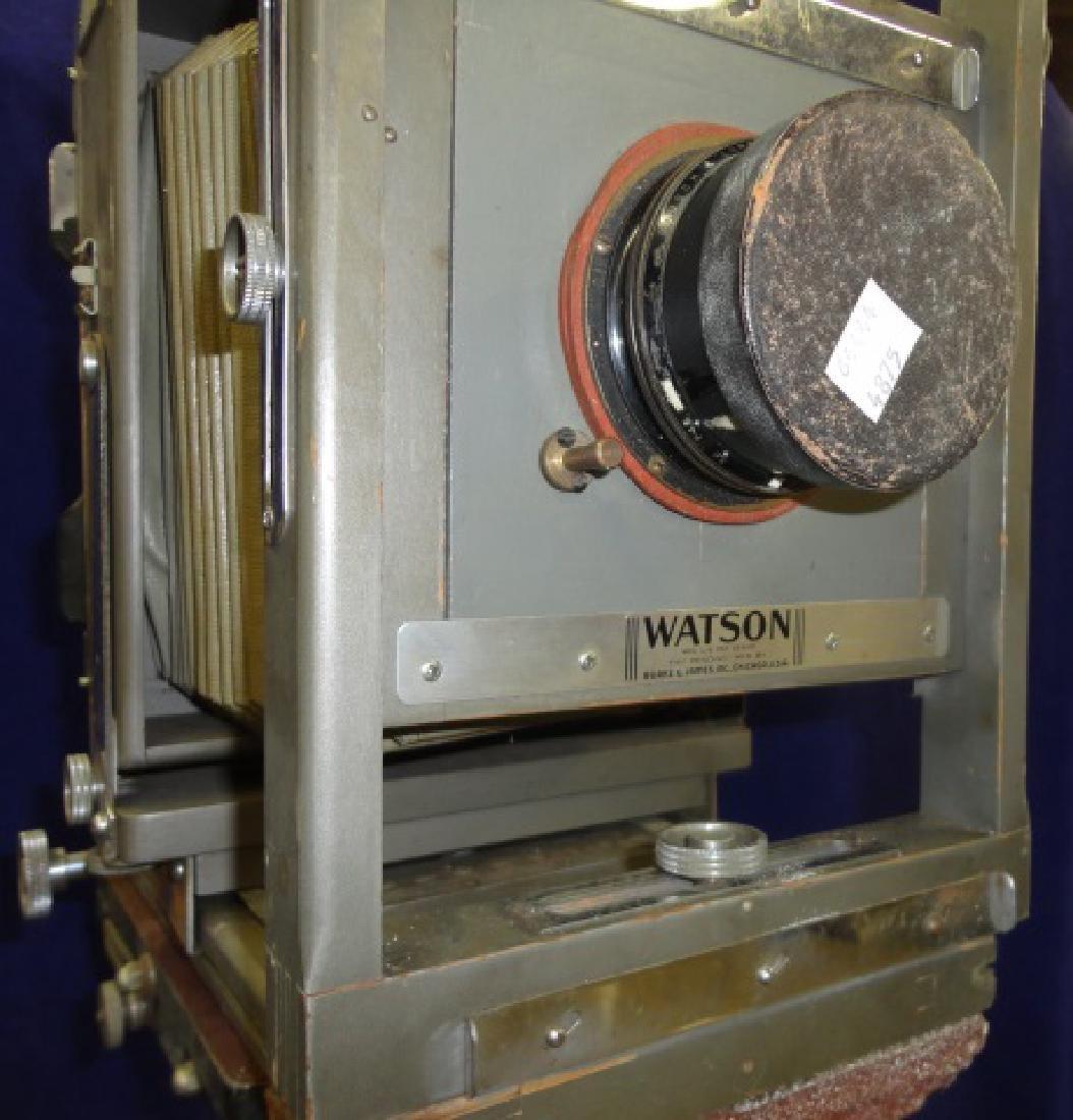 WATSON 5 X 7 VIEW CAMERA - 2