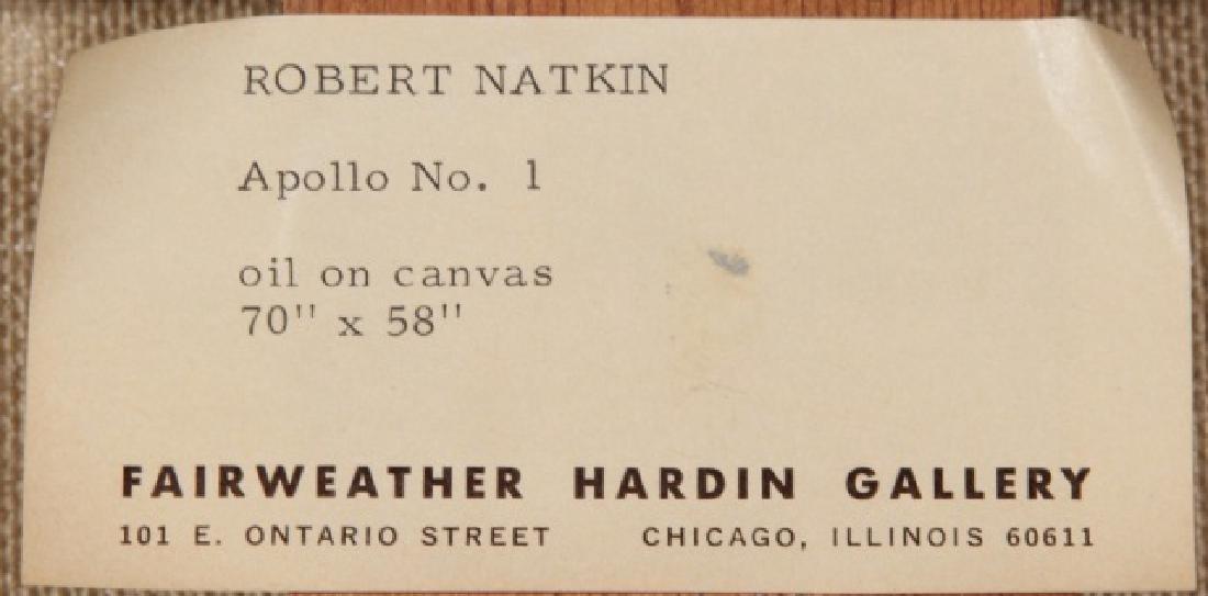 *NATKIN, ROBERT - 6