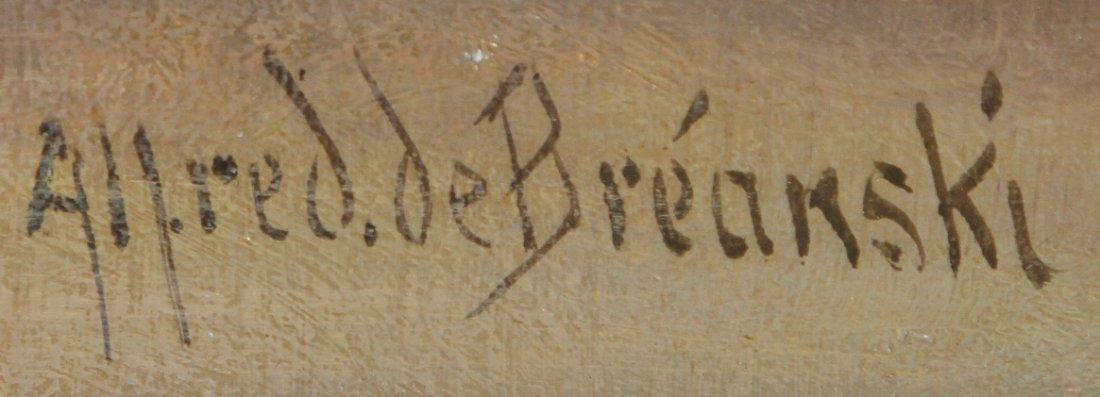 *BREANSKI, ALFRED DE, SR. - 6
