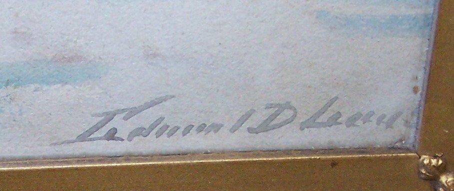*LEWIS, EDMUND DARCH - 3