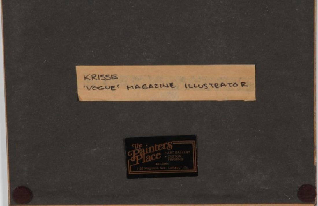 *ATTRIBUTED TO KRISSE - 4