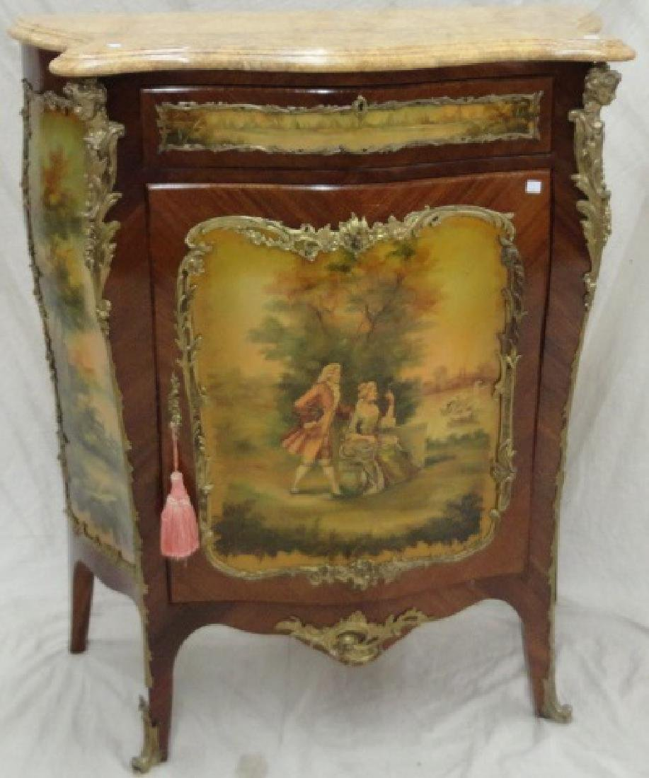 *FRENCH STYLE CABINET