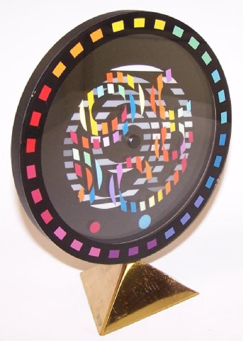 *AGAM FOR MOVADO DESK CLOCK