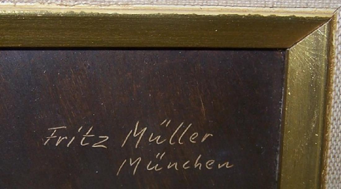 *MULLER, FRITZ - 4