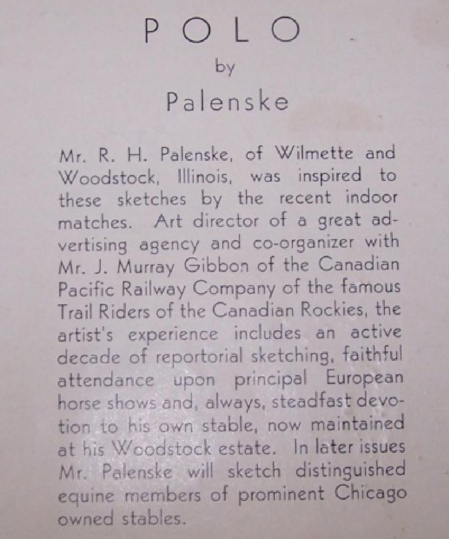 *PALENSKE, REINHOLD - 8