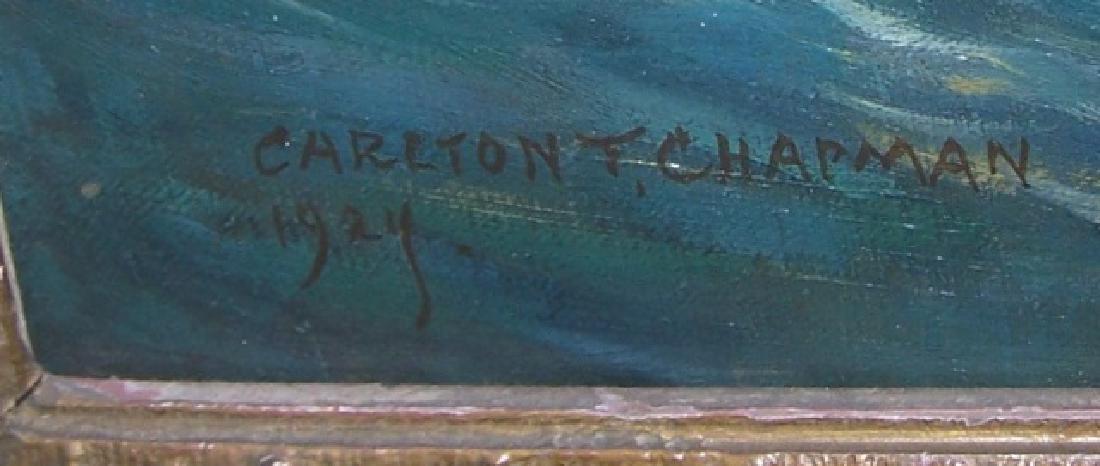 *CHAPMAN, CARLTON THEODORE - 6