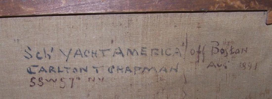 *CHAPMAN, CARLTON THEODORE - 8